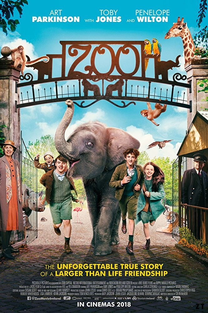 Zoo [HDRip] [Streaming] [Telecharger]