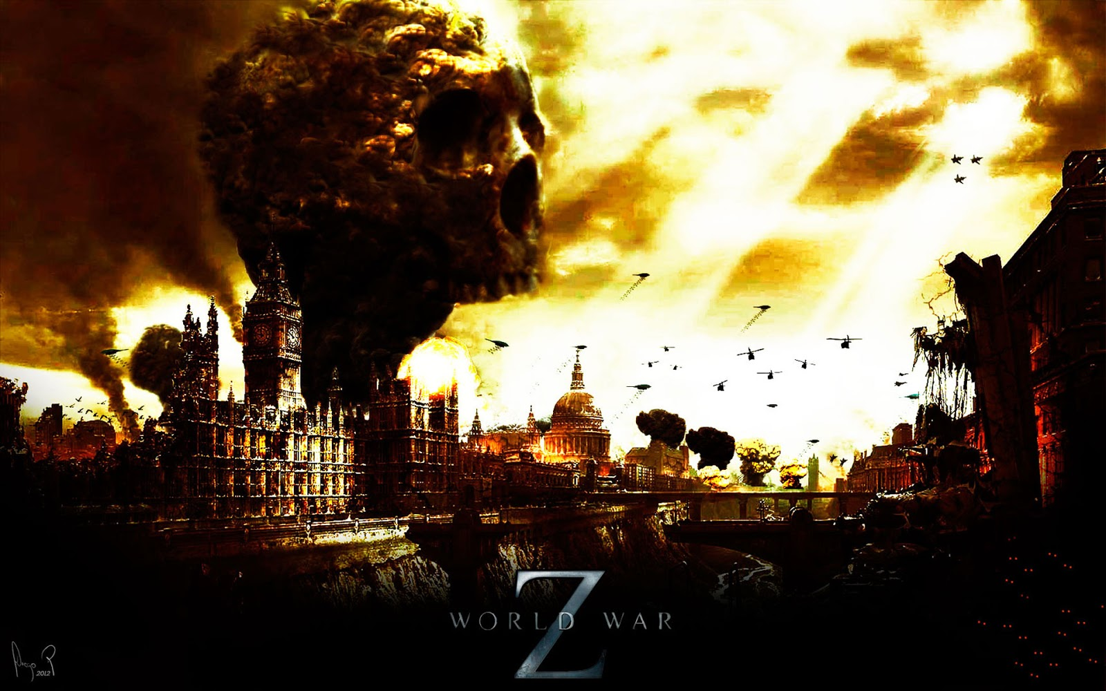 World War Z HD Wallpapers