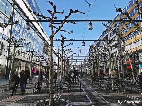 bulevardul-Zeil-Frankfurt-Germania