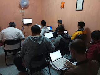 Kelas Les / Kursus / Privat Komputer Jurusan MS. Office dan Desain Grafis Bekasi