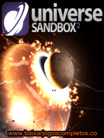 Universe Sandbox 2 - PC (Download Completo em Torrent)