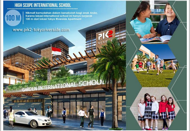 High Scope International School @ PIK 2