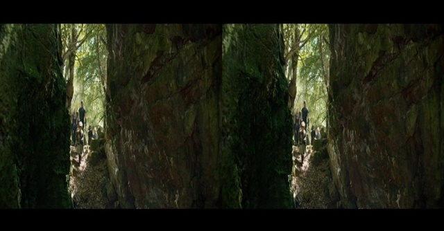 The Huntsman: Winters War (2016) 3D Latino