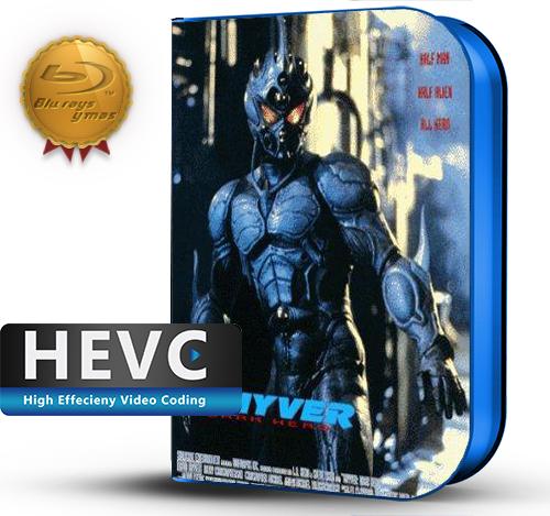 The Guyver (Mutronics) (1991) 1080P HEVC-8Bits BDRip Ingles (Subt.Esp)(Acción,Comedia)