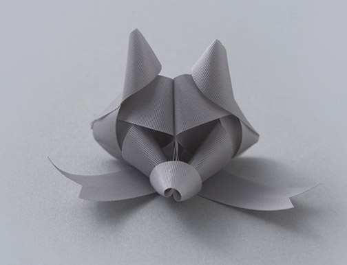 fox shaped bow
