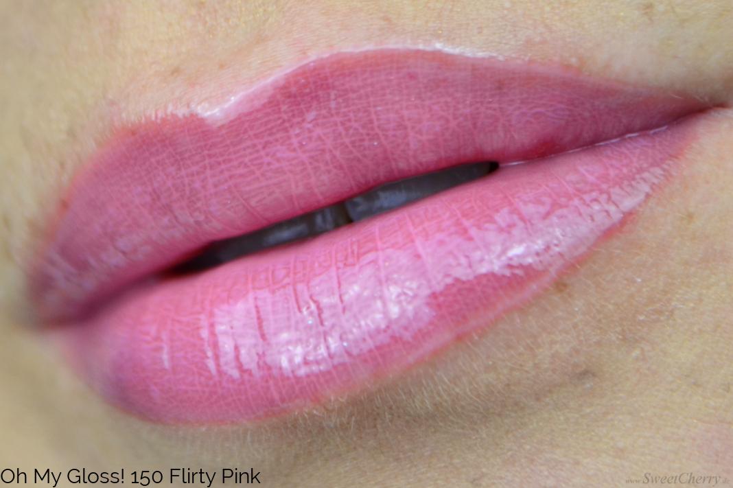 Manhattan Oh My Gloss! Lipglosse by Rita Ora
