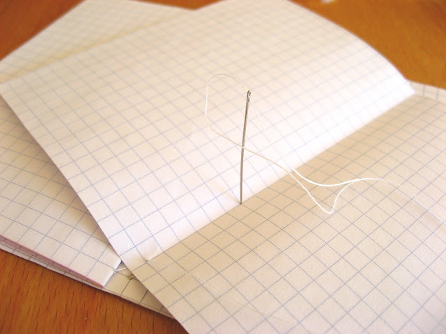 Jak zrobić notes DIY krok po kroku z twardą okładką