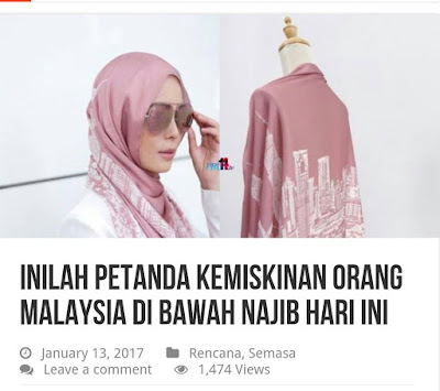 Tudung RM800 Sold Out 5 Minit