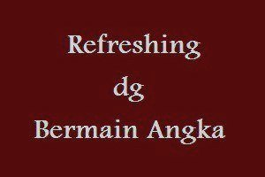 Refreshing : Bermain antiknya angka 9