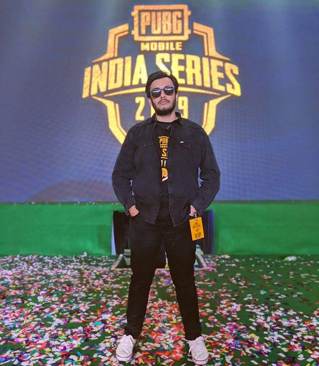 Rony Dasgupta in PUBG Mobile India Series