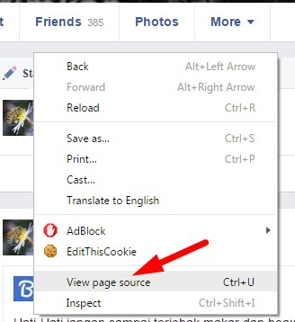 how to know who visited my facebook profile recently