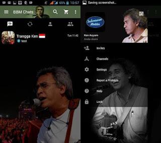 BBM MOD Iwan Fals v3.2.0.6 Transparant