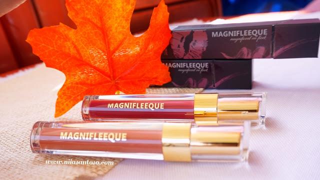Magnifleeque Matte Craze Lip Cream by Niia Santoso