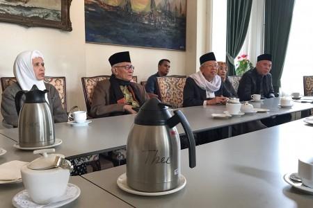 Menebar Islam Nusantara di Belanda