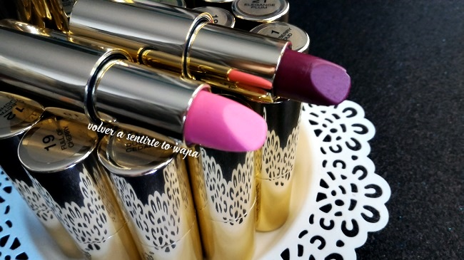 Labiales ROYAL MAT de PIERRE RENE - review & swatches