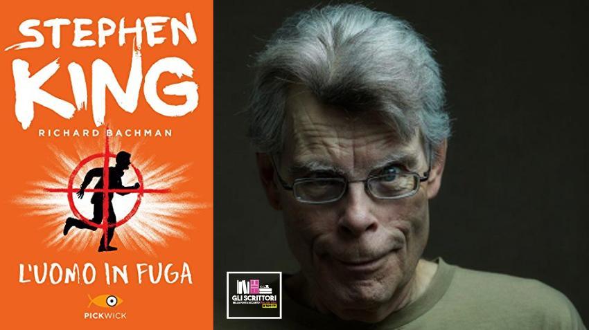 Recensione: L'uomo in fuga, di Stephen King