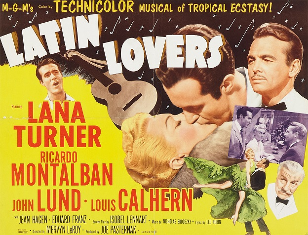 """Latin Lovers"" (1953)"