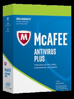 McAfee Antivirus 2017 Download