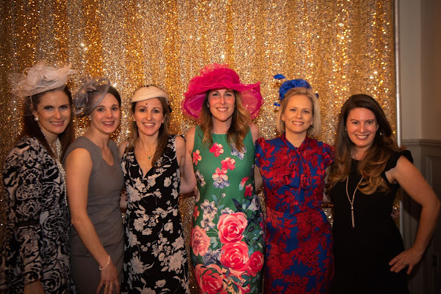 photo booth, photo station, fundraiser, fascinators, horse racing