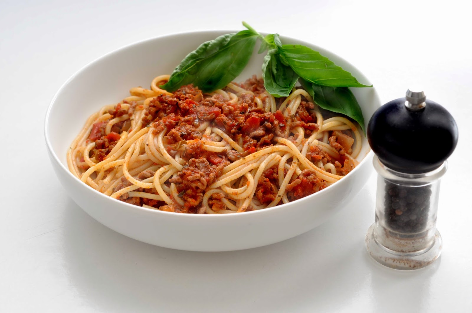 Spaghetti Bolognese ~ Simple Food