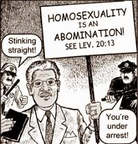 Anti Gay Scripture 31