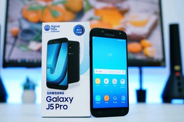 Fitur Galaxy J5 dan J7 Pro Paling Diunggulkan