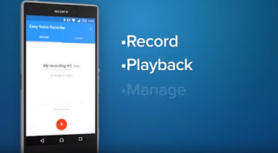 voice recorder pro Apk for Android (paid)