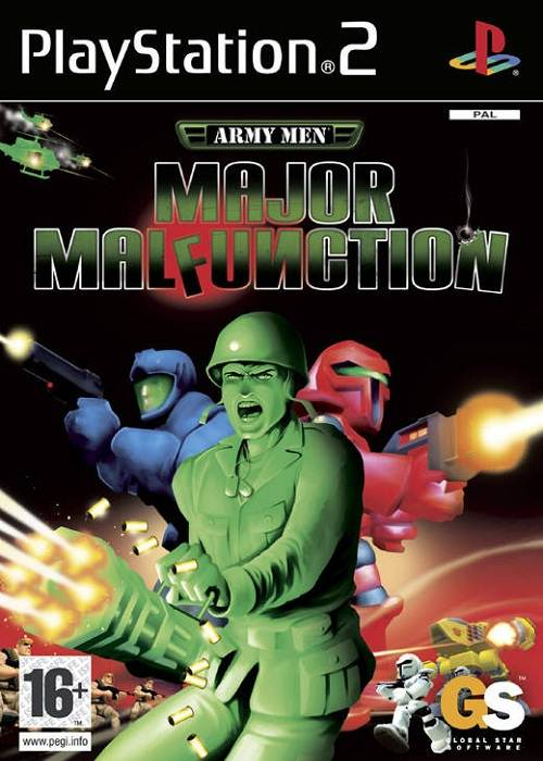 Army Men: Major Malfunction
