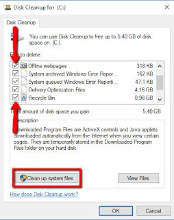 Panduan langkah-langkah Cara Ampuh Meningkatkan Kinerja Windows