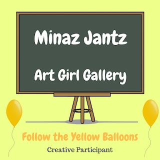 Creative Participant Minaz Jantz Art Girl Gallery