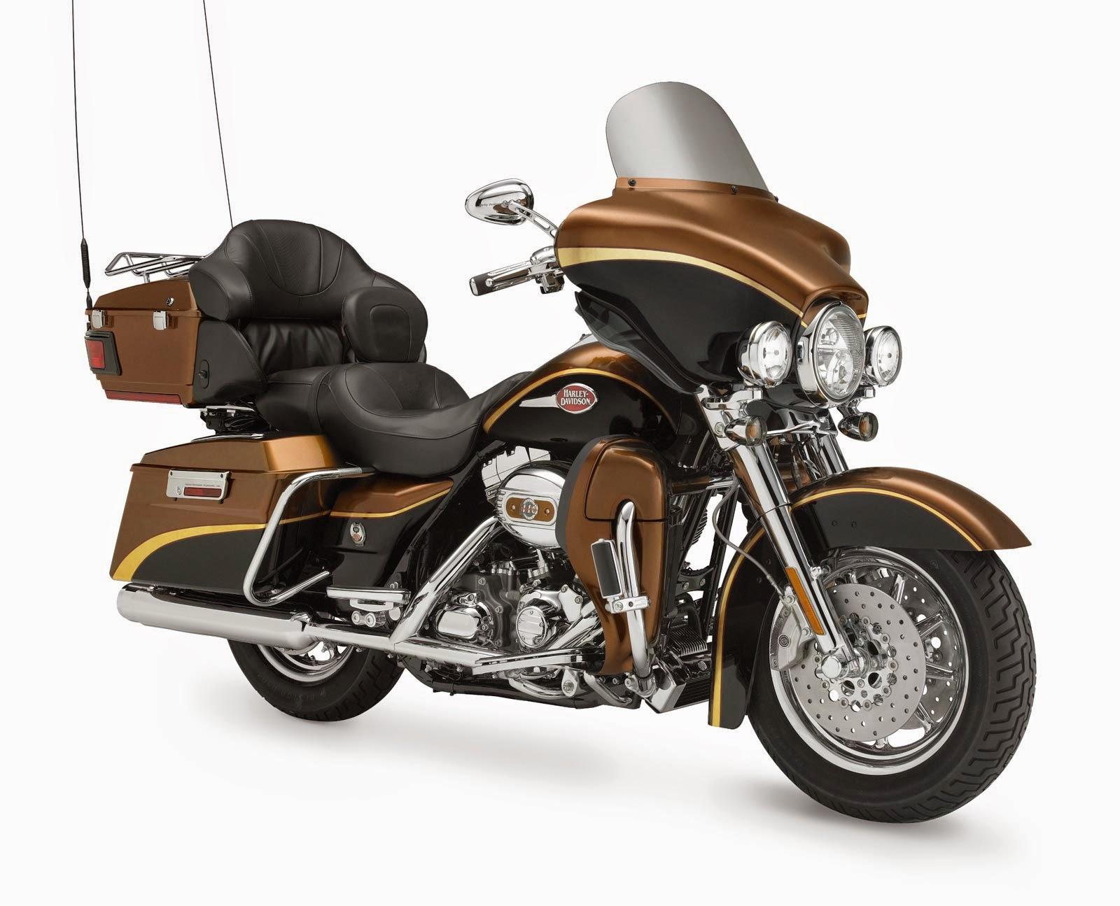 Harley-Davidson CVO Ultra Classic Electra Glide FLHTCUSE3 Owner's Manual  2008