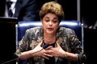 Los partidarios de Rousseff parecen resignados a la probabilidad de que más de dos tercios de los 81 escaños senadores votarán para condenarla por las acusaciones de haber violado las leyes de presupuesto del país.