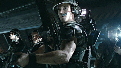 Painting Colonial Marines