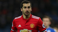 MKHITARYAN SAYS GOODBYE TO MAN UTD
