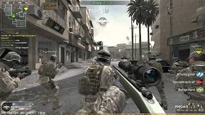 Duty of download free modern call 4 warfare mac