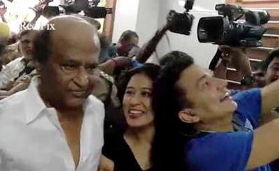 Tamil Nadu Election 2016 – Actor Ajith and Rajinikanth Votes