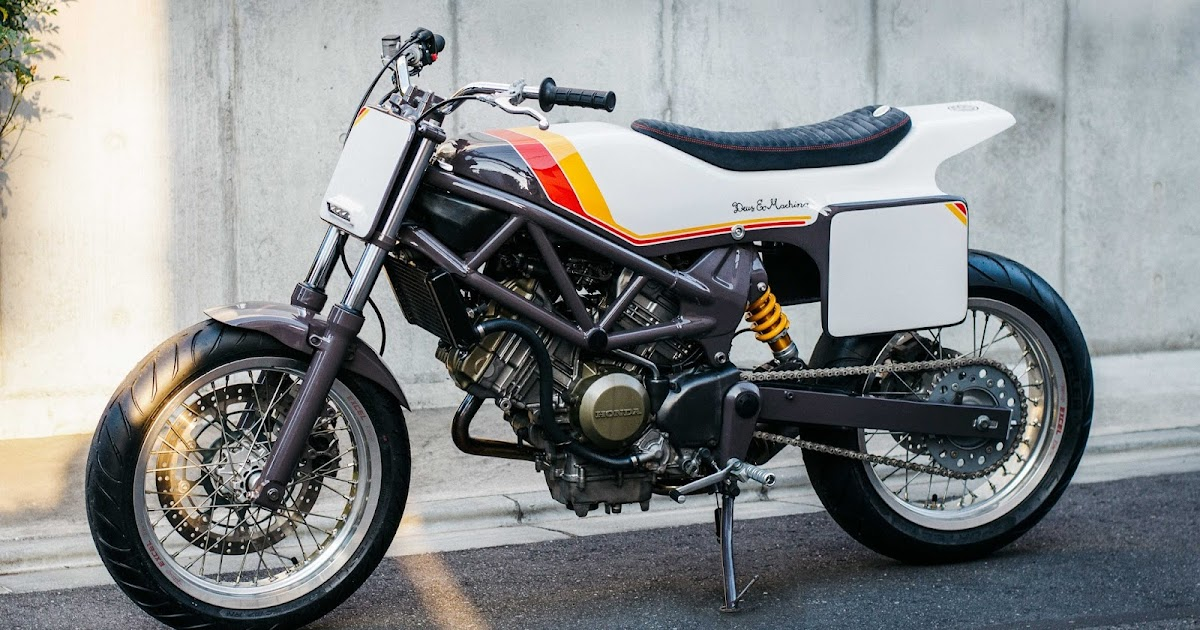 Racing Caf 232 Honda Vtr 250 Quot South Paw Quot By Deus