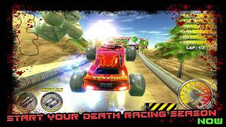 Lethal Death Race Mod Apk Unlocked all car