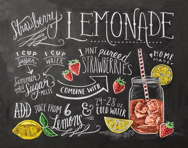10 Chalk Art Prints By Lily Amp Val Jayce O Yesta
