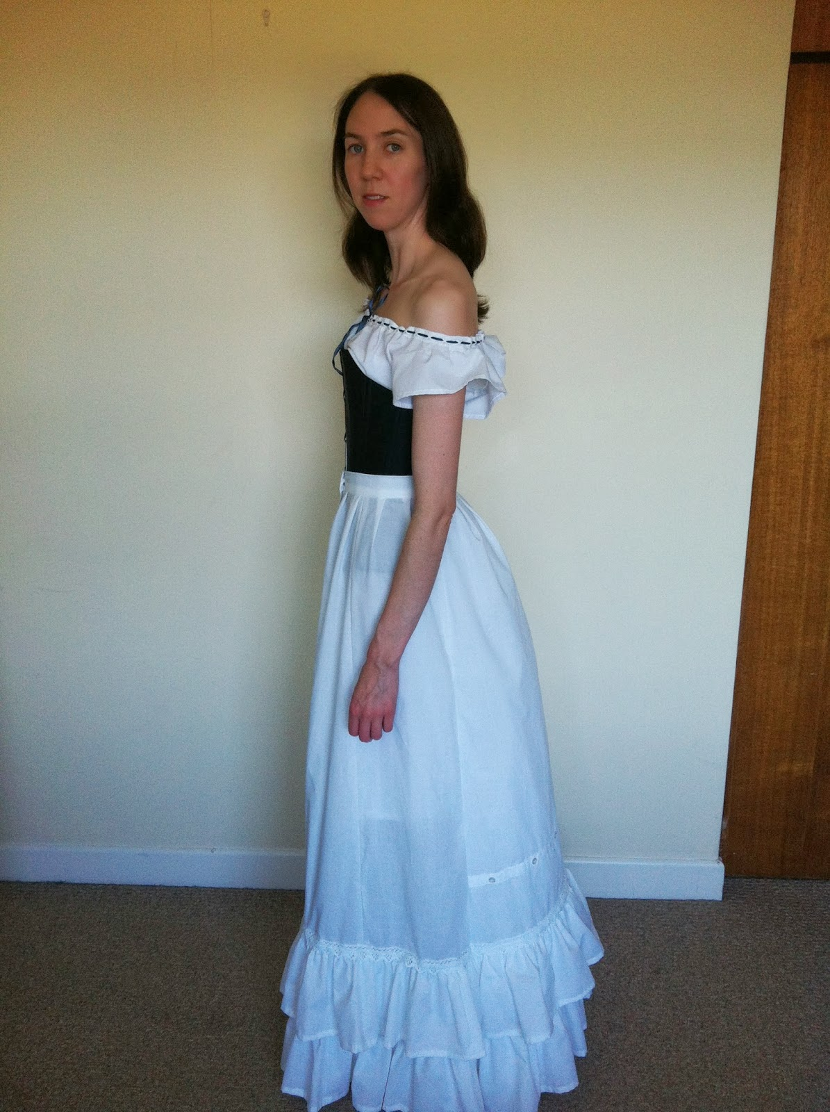 Stitches & Stays: Natural Form Petticoat
