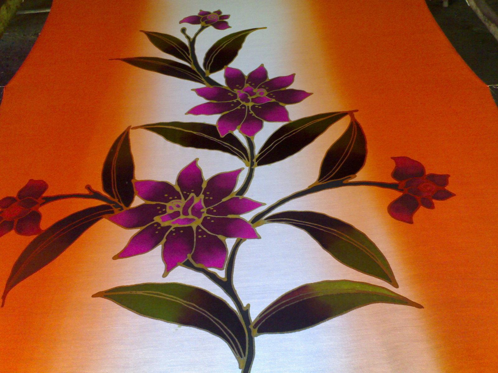 perusahaan batik tradisional kelantan