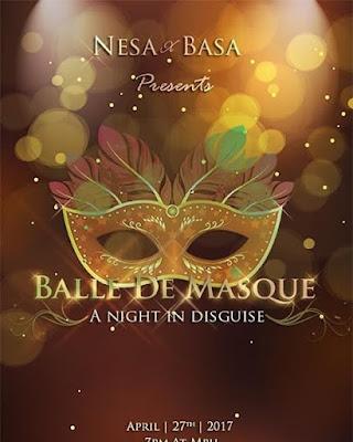 The Balle De masque