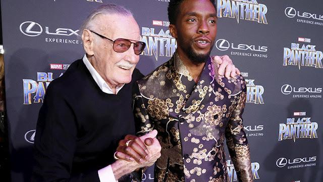 Roban sangre de Stan Lee y la usan para firmar cómics de 'Black Panther' y 'Thor' que luego vendían