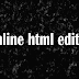 how to create awesome html online code editor with auto completion