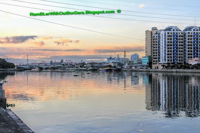 Psig River, Manila, Philippines
