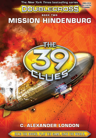C Alexander London - Mission Hindenburg PDF Download