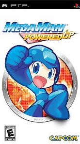 Download Megaman Powered Up PSP PPSSPP
