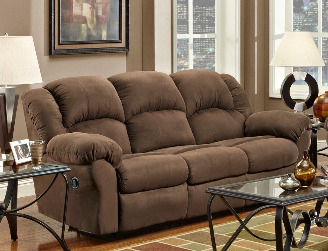 red microfiber reclining sofa queen anne furniture the best home furnishings reviews