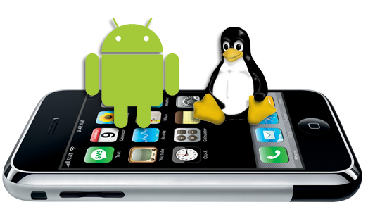 Install Linux On Android.