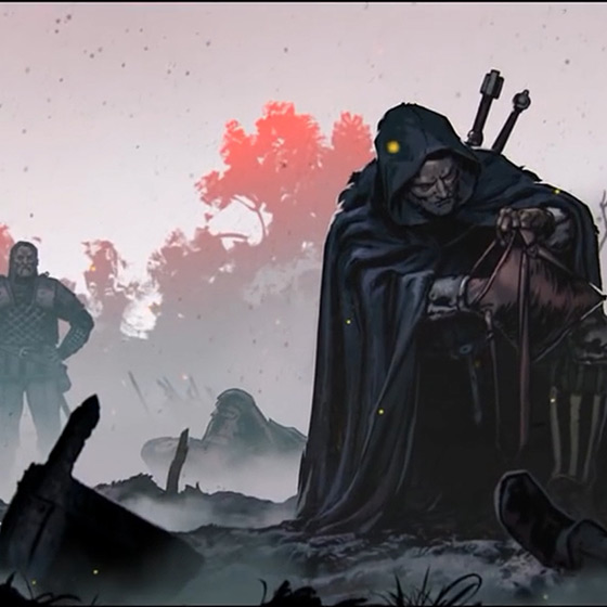 All Witcher 3 Loading Cinematics Wallpaper Engine